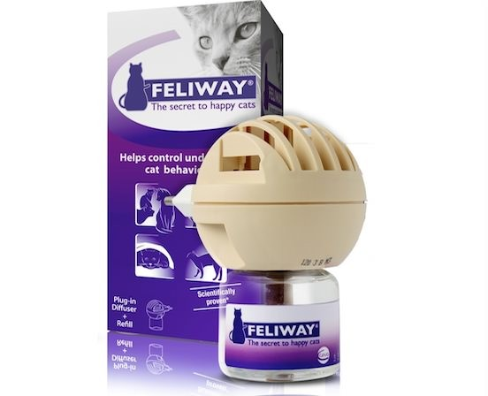 Feliway Diffuser Pack and Plug